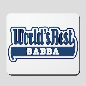 WB Dad [Arabic] Mousepad